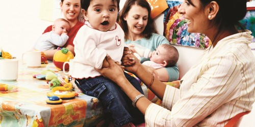 promoting high-quality early care and education for children